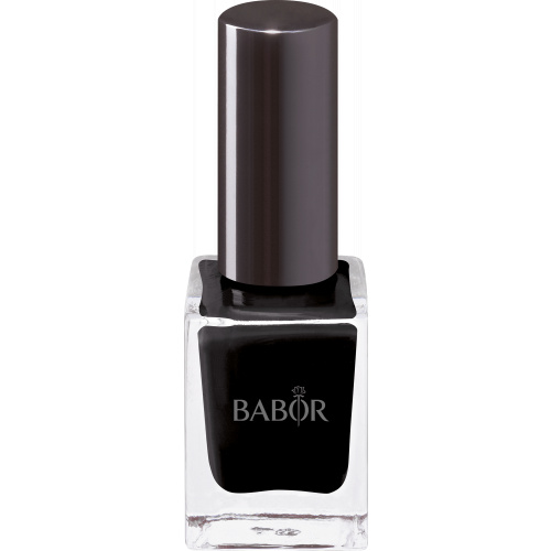 Nail Colour 23 pure latex black
