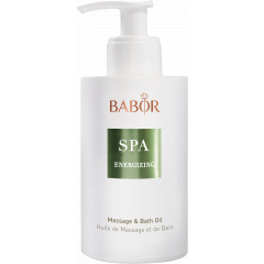 Massage & Bath Oil
